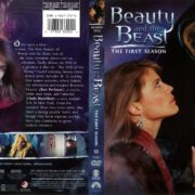 Beauty and the Beast Season 1 (1988) R1 DVD Cover