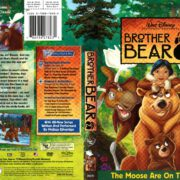 Brother Bear 2 (2006) R1 DVD Cover
