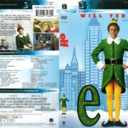 Elf (2003) R1 DVD Cover