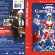 National Lampoon's Christmas Vacation (1989) R1 DVD Cover