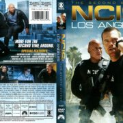 NCIS: Los Angeles Season 2 (2011) R1 DVD Cover