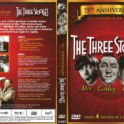 The Three Stooges (2009) R1 DVD Cover