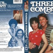 Three's Company Season 1 (2003) R1 DVD Cover