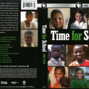 Time for School (2016) R1 DVD Cover