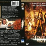 The Time Machine (2002) R1 DVD Cover