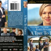 A Time to Dance (2016) R1 DVD Cover