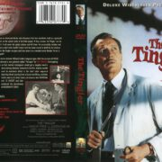 The Tingler (1959) R1 DVD Cover