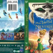 Tinkerbell and the Legend of the Neverbeast (2015) R1 DVD Cover