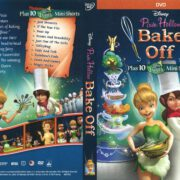 Pixie Hollow Bake Off (2014) R1 DVD Cover