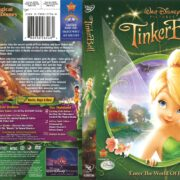Tinkerbell (2008) R1 DVD Cover