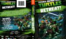 Teenage Mutant Ninja Turtles: Retreat! (2015) R1 DVD Cover
