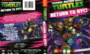 Teenage Mutant Ninja Turtles: Return to NYC! (2015) R1 DVD Cover