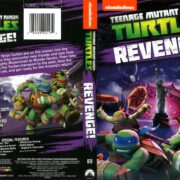 Teenage Mutant Ninja Turtles: Revenge! (2015) R1 DVD Cover