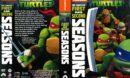 Teenage Mutant Ninja Turtles Seasons 1 & 2 (2015) R1 DVD Cover