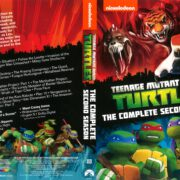 Teenage Mutant Ninja Turtles Season 2 (2014) R1 DVD Cover
