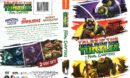 Tales of the Teenage Mutant Ninja Turtles: The Final Chapters (2017) R1 DVD Cover