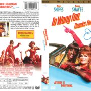 To Wong Foo, Thanks for Everything, Julie Newmar (2002) R1 DVD Cover