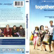 Togetherness Season 1 (2016) R1 DVD Cover