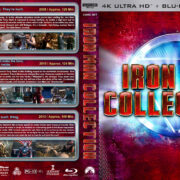 Iron Man Collection (2008-2013) R1 Custom UHD 4K Cover