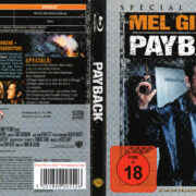 Payback - Special Edition (1998) R2 German Blu-Ray Covers & Label