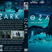 Ozark season 1 (2017) R0 Custom DVD Covers
