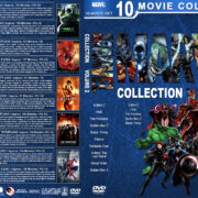 Marvel Collection – Volume 2 (2003-2007) R1 Custom DVD Cover