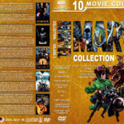 Marvel Collection – Volume 3 (2007-2011) R1 Custom DVD Cover