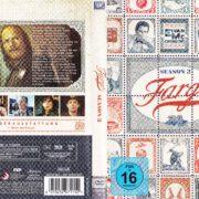 Fargo – Staffel 3 (2017) R2 German DVD Cover & Labels