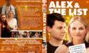 Alex & The List (2018) R1 Custom DVD Cover