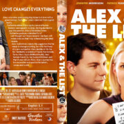 Alex & The List (2018) R1 Custom DVD Cover