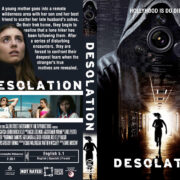 Desolation (2017) R1 Custom DVD Cover