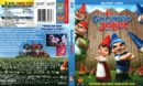 Gnomeo & Juliet (2011) R1 Blu-Ray Cover