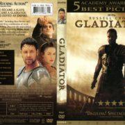 Gladiator (2003) R1 DVD Cover