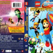 DC Superhero Girls Super-Villain High (2018) R1 DVD Cover