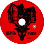 Demon House (2018) R0 CUSTOM DVD Label