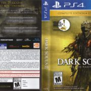 Dark Souls III: The Fire Fades Edition (2017) NTSC PS4 Cover