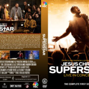 Jesus Christ Superstar Live in Concert (2018) R1 Custom DVD Cover