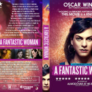 A Fantastic Woman (2017) R1 Custom DVD Cover