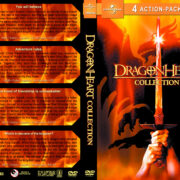 Dragonheart Collection (1996-2017) R1 Custom DVD Cover