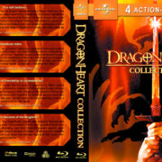Dragonheart Collection (1996-2017) R1 Custom Blu-Ray Cover