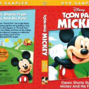 Toon Pals Mickey (2005) R1 DVD Cover