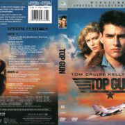 Top Gun (1986) R1 DVD Cover