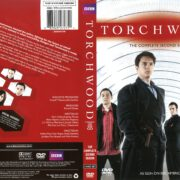 Torchwood Season 2 (2012) R1 DVD Covers