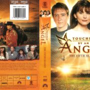 Touched By An Angel Season 5 (2012) R1 DVD Cover