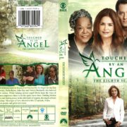 Touched By An Angel Season 8 (2013) R1 DVD Cover