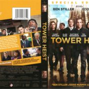 Tower Heist (2012) R1 DVD Cover