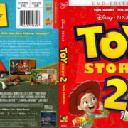 Toy Story 2 DVD Edition (2010) R1 DVD Cover