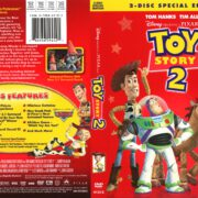 Toy Story 2 SE (2005) R1 DVD Cover
