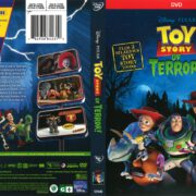Toy Story of Terror! (2014) R1 DVD Cover