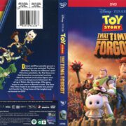 Toy Story That Time Forgot (2015) R1 DVD Cover